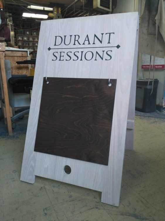 durant sessions front